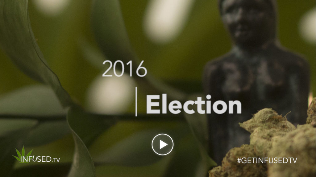 Infused - Pilot - 2016 US Election