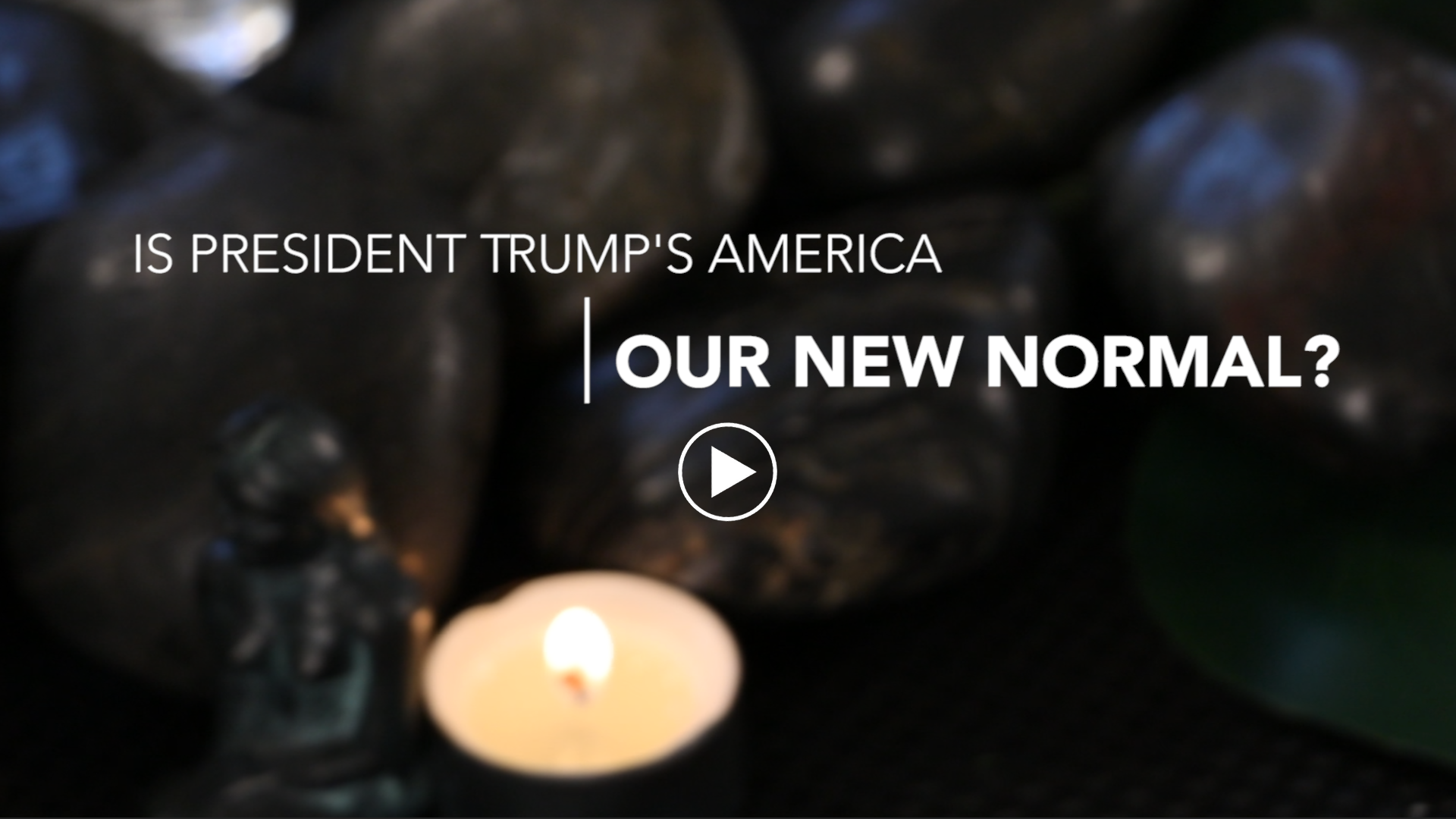 Infused.tv - Is President Trump's America Our New Normal? (Episode 1 - Course 1)