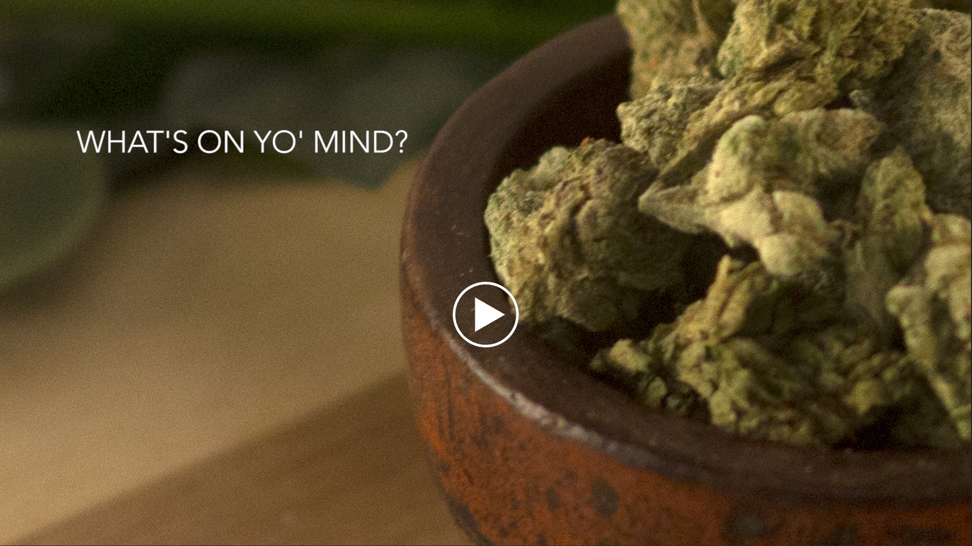 Infused.tv - What On Yo' Mind? (Episode 1 - Course 4)
