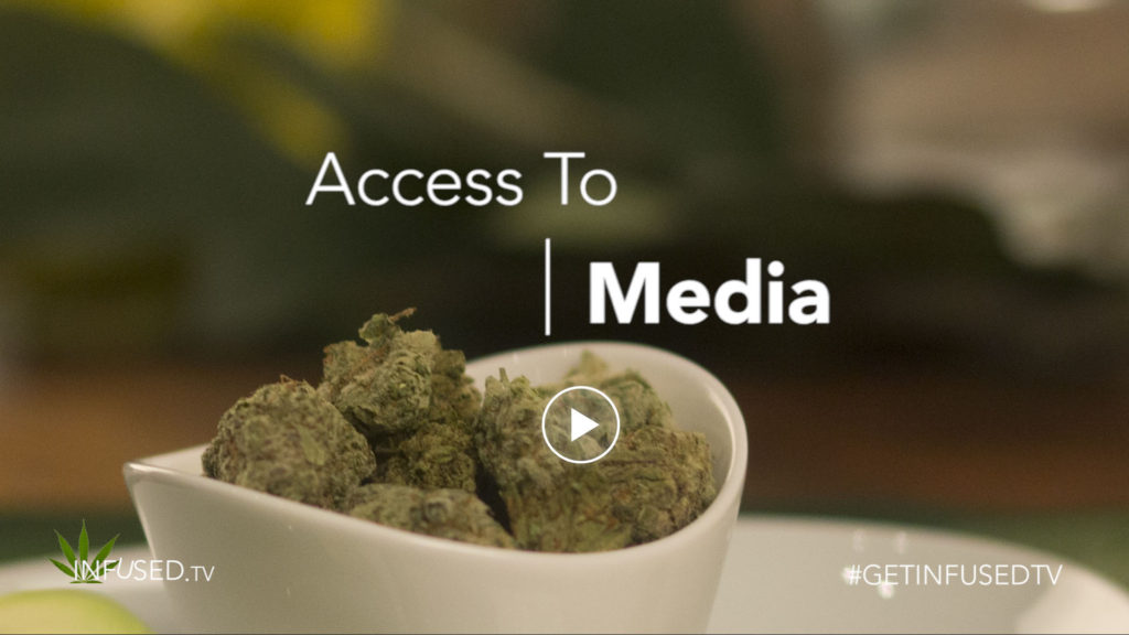Infused - Pilot - Access To Media